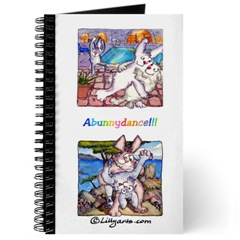 Nice art sketch books for sale cute dancing rabbits